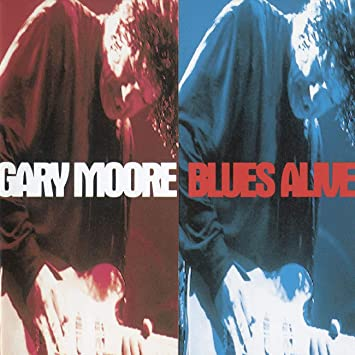 Gary Moore - Blues Alive - CD