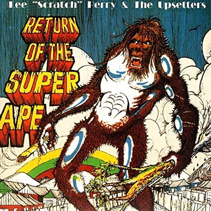Lee Perry - Return Of The Super Ape - Vinyl