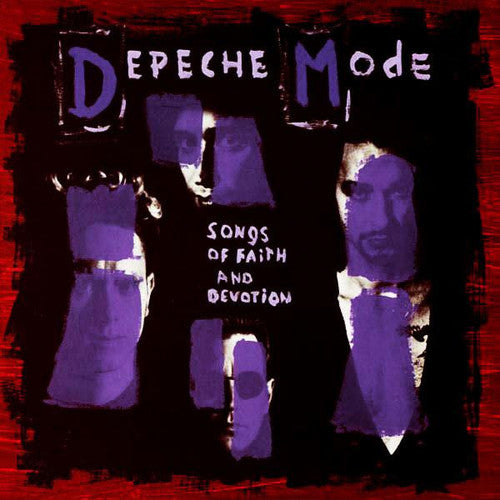 Depeche Mode - Songs Of Faith & Devotion (ogv) - Vinyl