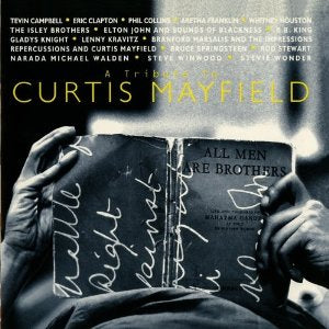Tribute To Curtis Mayfield / Various - Tribute To Curtis Mayfield / Various - CD