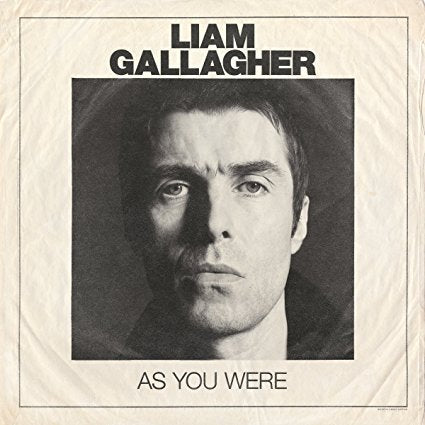 Liam Gallagher - As You We're - CD