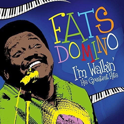 Fats Domino - I'm Walkin' - His Greatest Hits - Vinyl