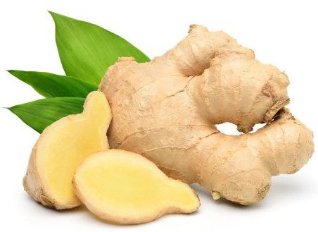 Ginger for nausea and stomach pain