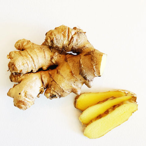 Ginger can ease nausea