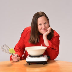 Rachel Zemser Food Scientist Headshot