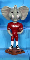 Alabama Crimson Tide   Big Al Mascot   bobblehead
