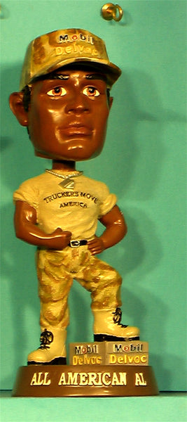 All American Al Bobblehead