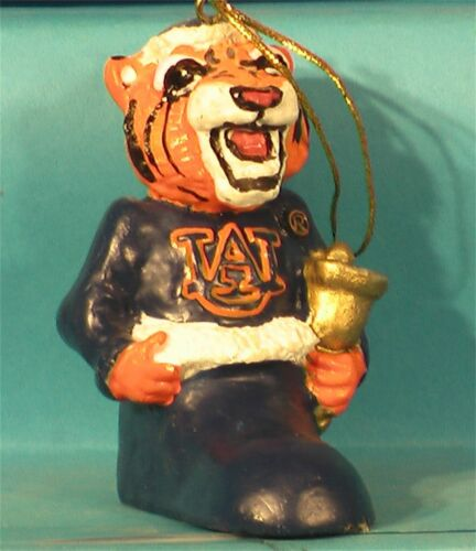 Auburn Tigers '00 Mascot Christmas Ornament