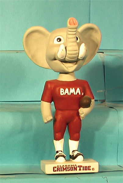 Alabama Crimson Tide 2001 Mascot Bobblehead