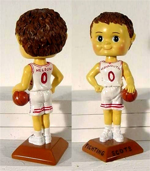 Basketball boy Custom Painted Bobblehead