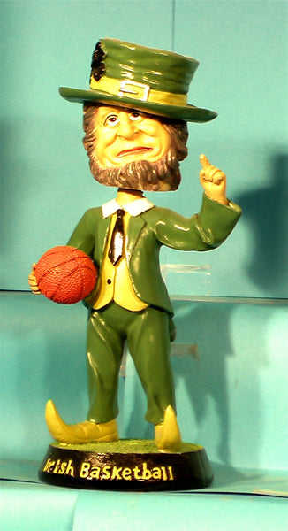 Fighting Irish Basketball Bobblehead