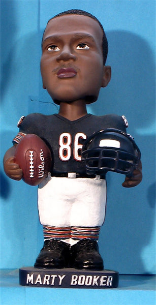 Marty Booker Chicago Bears NFL Bobblehead