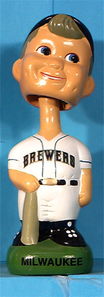 Milwaukee Brewers   bobblehead Twins Enterprise Inc
