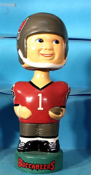 Tampa Bay Buccaneers Bobblehead Twins Enterprise Inc