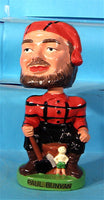 Vintage Paul Bunyon bobblehead