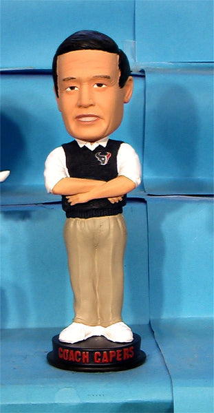 Coach Don Capers Bobblehead