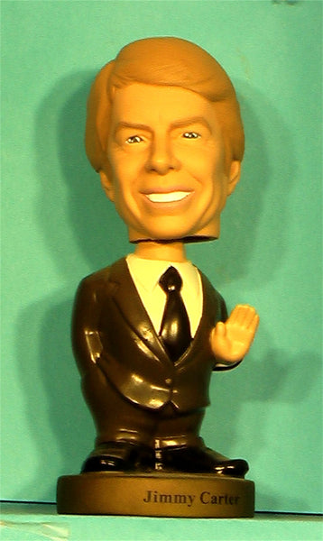Jimmy Carter bobblehead