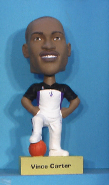 Vince Carter    Upper Deck NFL bobblehead warm ups