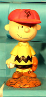 St Paul Saints Charlie Brown bobhead