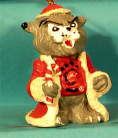 Cincinnati Bearcats '99 Mascot Christmas Ornament