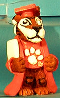 Case of 24 Clemson Tigers Graduate Figurine