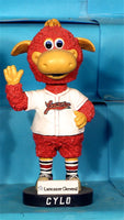Lanccaster Barnstormers Mascot Cylo Bobblehead