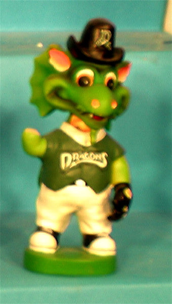 Dayton Dragons mini Heater bobblehead
