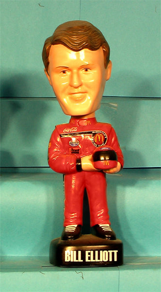 Bill Elliott Bobblehead Limited Edition from SAMS