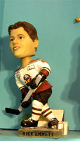 Emmitt, Rick Quad City Mallards NHL Bobblehead