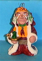 Florida State Seminoles '99 NCAA Mascot Christmas Ornament