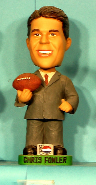 Chris Fowler bobblehead