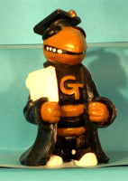 Georgia Tech Yellow Jackets Mascot Graduate Figurine