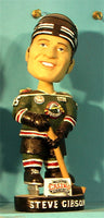 Gibson, Steve Quad City Mallards NHL Bobblehead