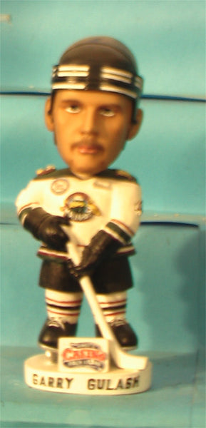 Gulask, Gary Quad City Mallards NHL Bobblehead