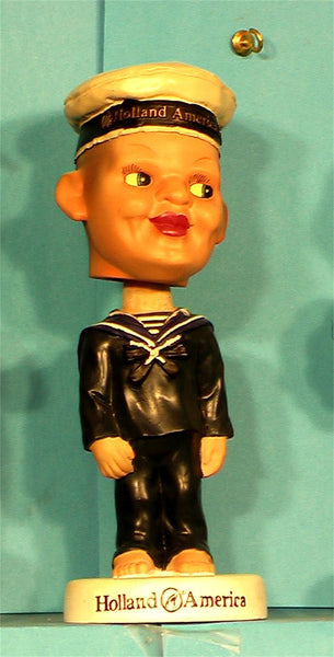 Holland America Bobblehead