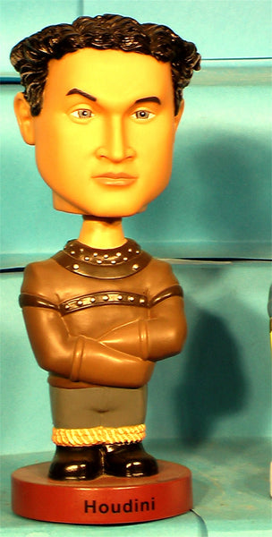 Harry Houdini bobblehead