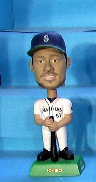 Ichiro Seattle Mariners MLB Upper Deck baseball bobblehead