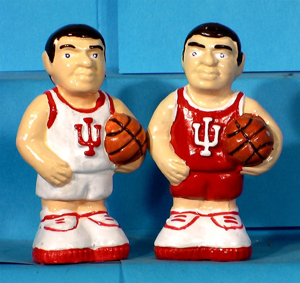 Indiana Hoosiers Mascot Salt & Pepper Shakers