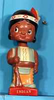 Vintage Indian bobblehead bank