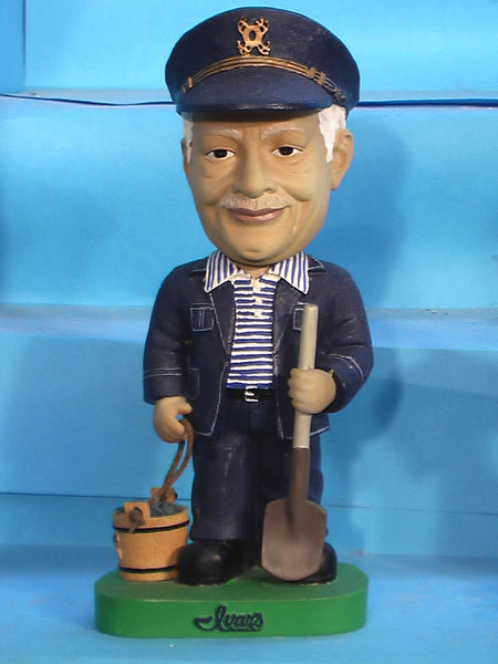 Captain Ivans Bobblehead