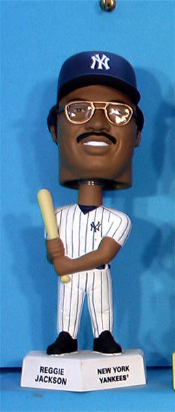 Reggie Jackson New York Yankees Upper Deck MLB   bobblehead