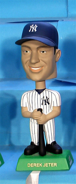 Derek Jeter New York Yankees Upper Deck MLB   bobblehead