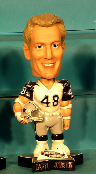 Daryl Johnston Dallas Cowboys Bobblehead
