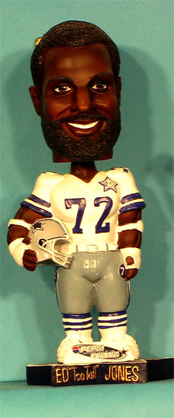 Ed Too Tall Jones Dallas Cowboys Bobblehead