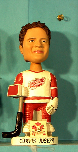 Joseph, Curtis Detroit Red Wings   NHL Bobblehead  Don Cheery