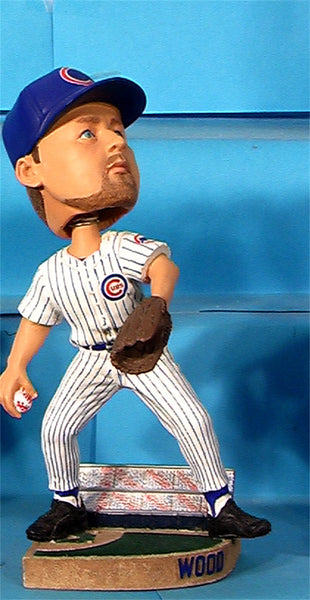 Kerry Wood Bobblehead Chicago Cubs