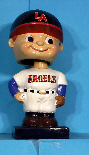 Vintage Los Angeles Angeles Square Base Bobblehead