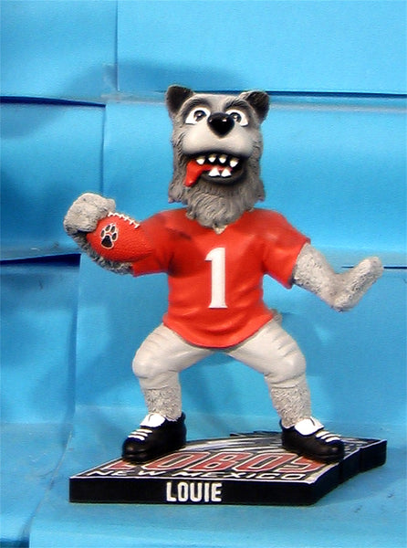 New Mexico Lobos FC Bobblehead