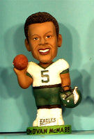 Donovan McNabb Philadelphia Eagles White Uniform Bobblehead