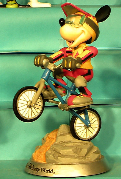 Mickey Mouse Disney Cycle bobhead